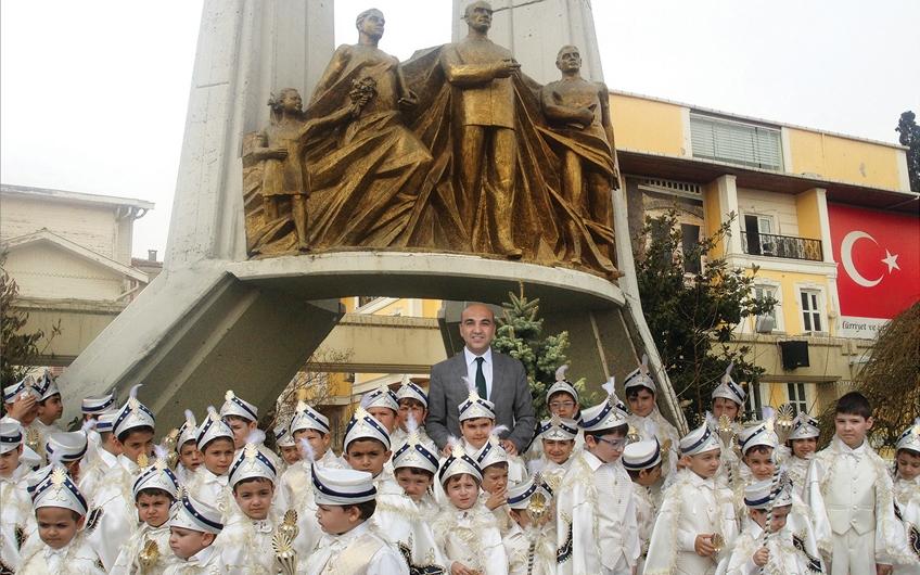 BAKIRKÖY'DE ÖZEL HASTANELERDE ÜCRETSİZ SÜNNET