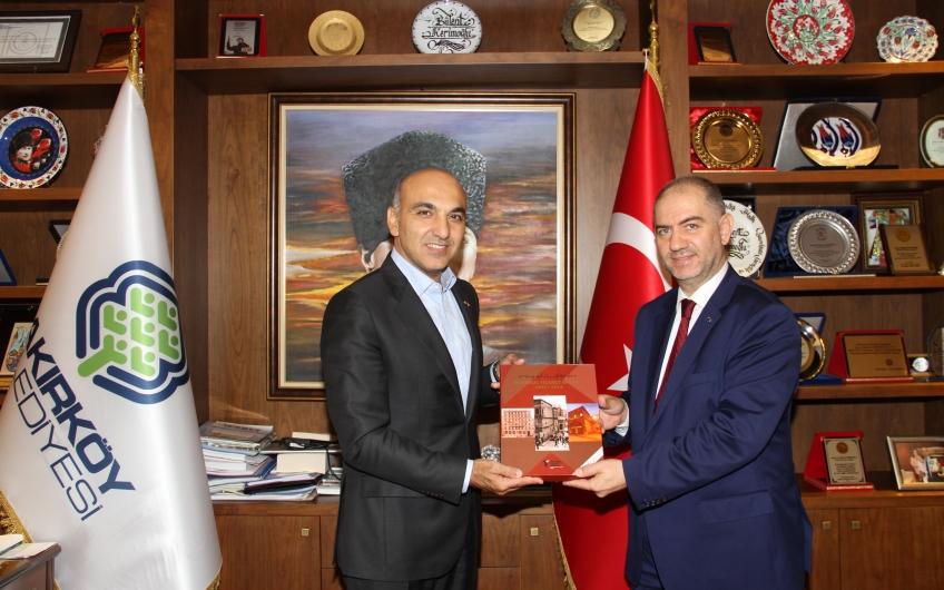İstanbul Ticaret Borsası Ziyareti
