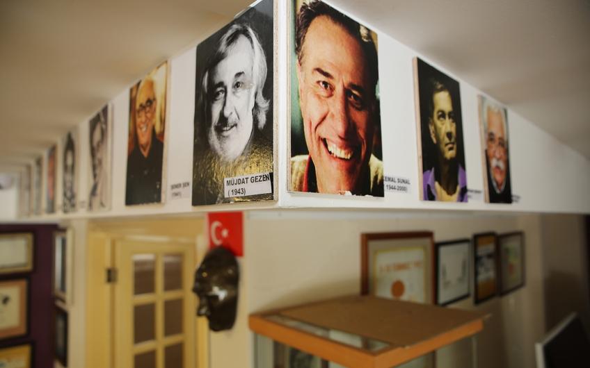 BAKIRKÖY'DE MİZAH MÜZESİ AÇILIYOR