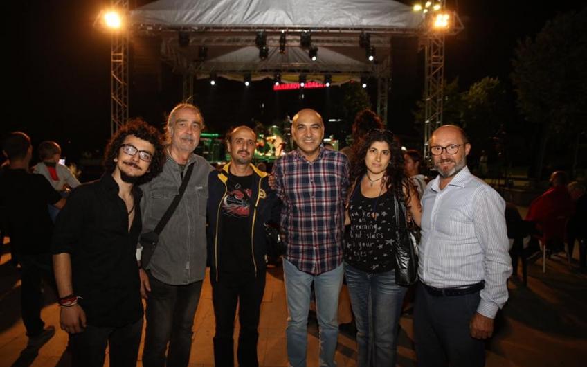 BAK'IN ROCK FESTİVALİ