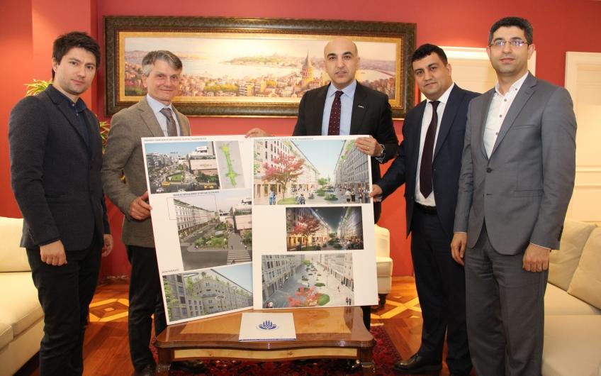 Bakırköy Özgürlük Meydanı Düzenleme Çalışmaları Başladı