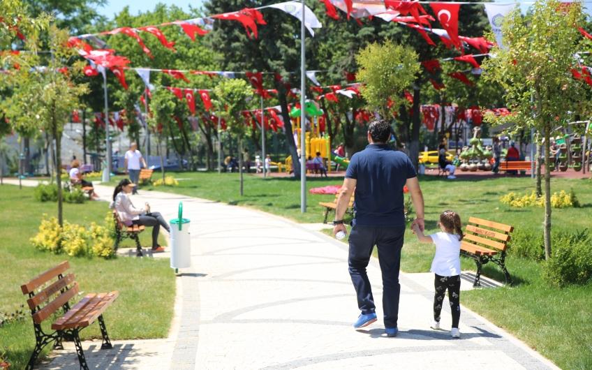 Sanatçılar Parkı ve Spor Kompleksi